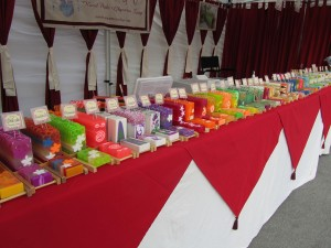 Essence of O Show Booth
